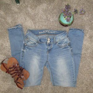 Wallflower Distressed  Jeans
